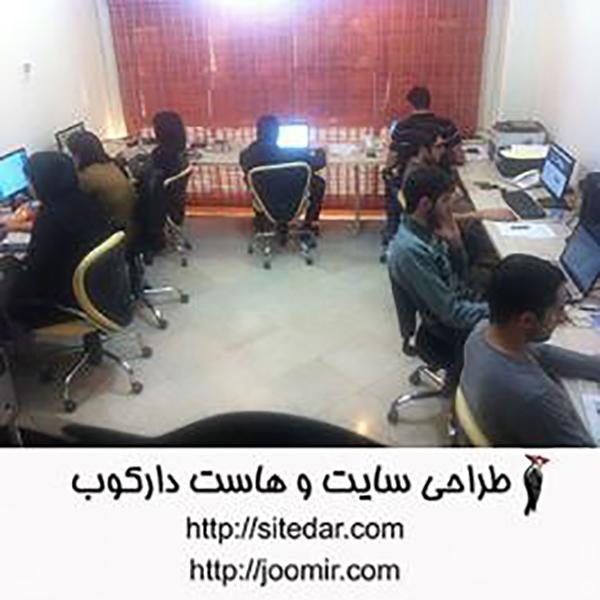 ساخت سایت و سئو با گروه خلاق دارکوب